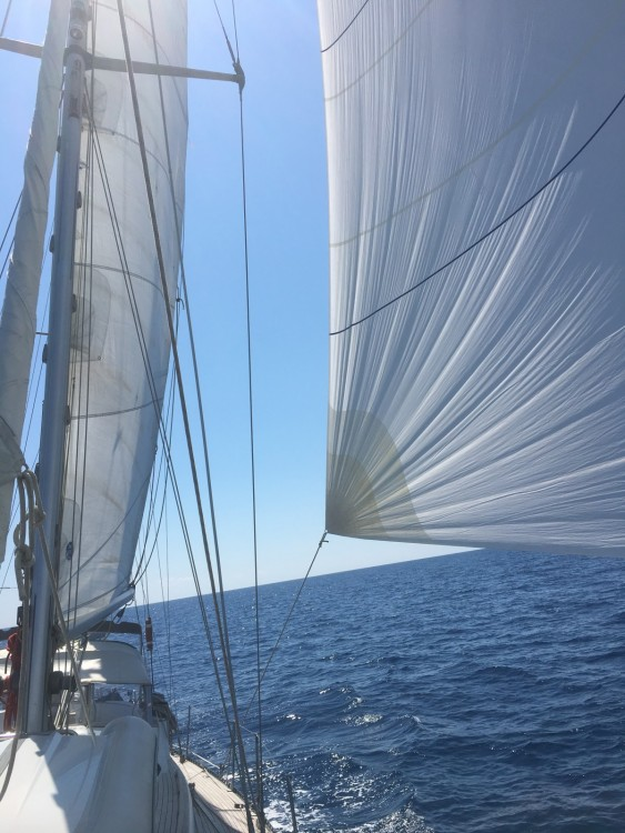 CT-47 Ketch between personal and professional Senglea