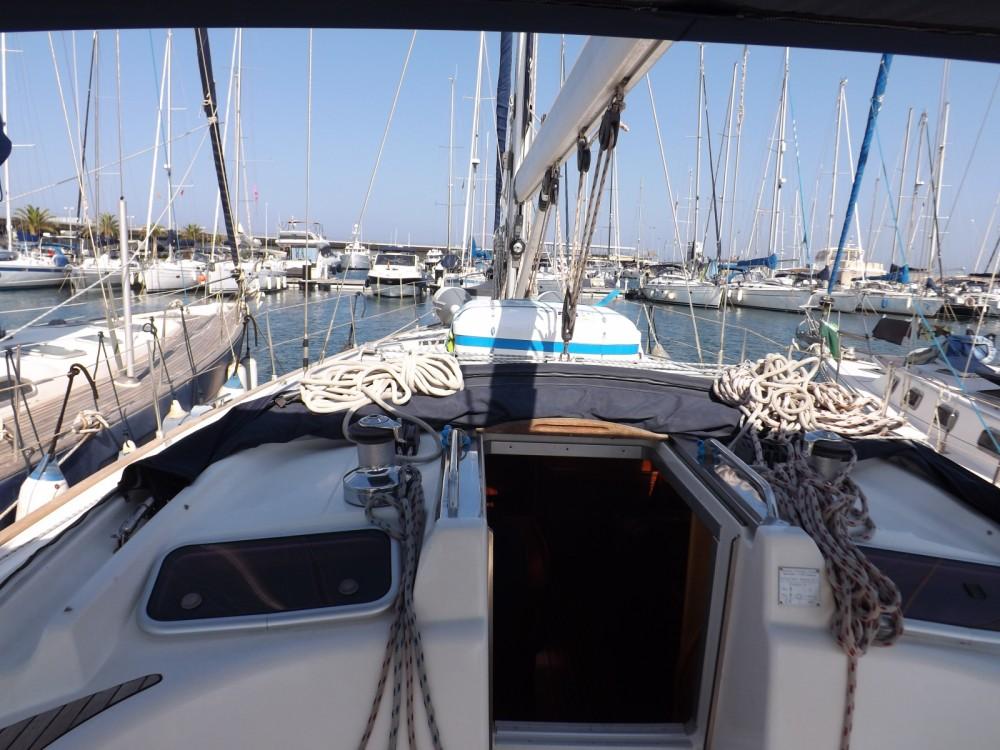 Boat rental Valencia cheap Bavaria 50