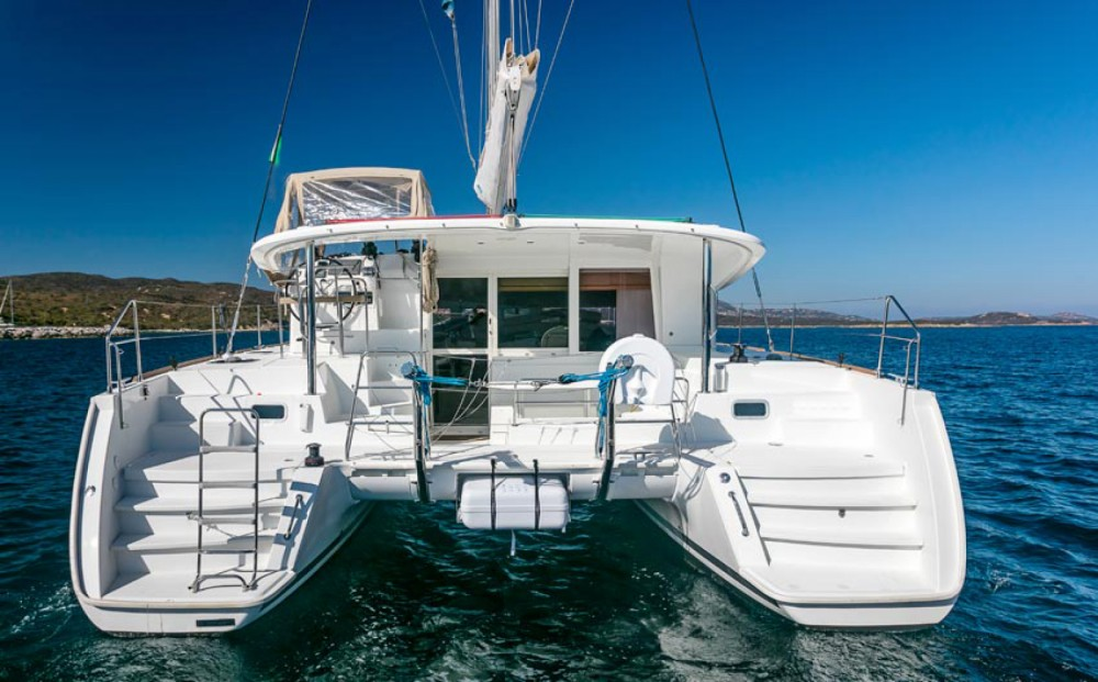 Rental Catamaran in Ayamonte - Lagoon 400