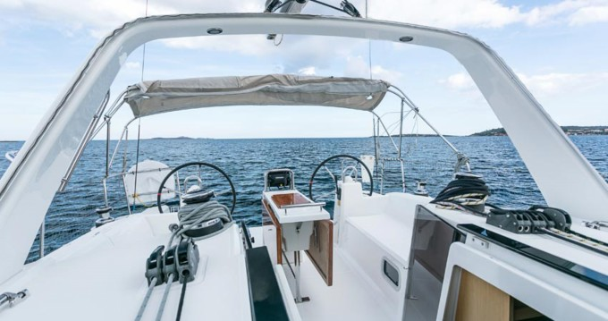 Bénéteau Oceanis 38 between personal and professional Ayamonte