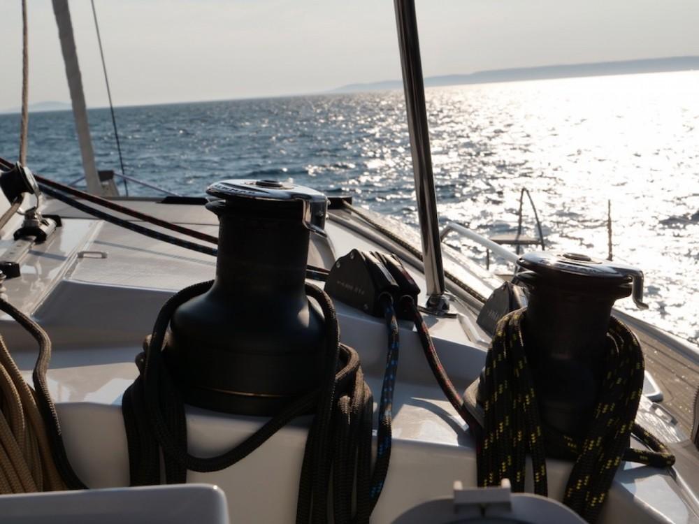 Boat rental Ajaccio cheap Saba 50
