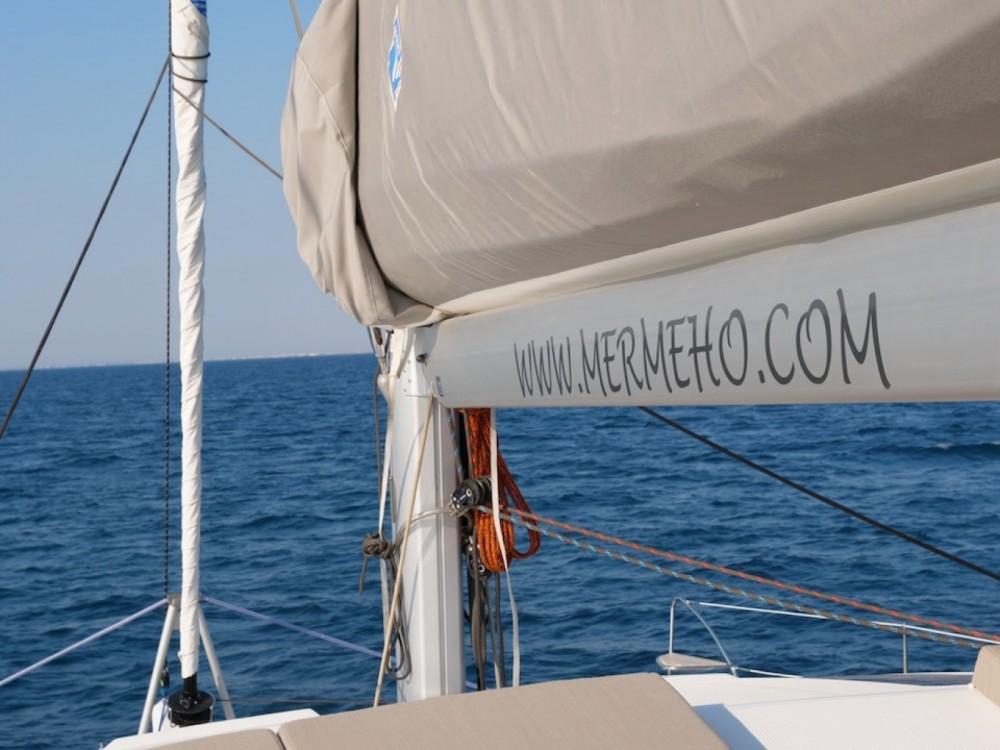 Boat rental Fountaine Pajot Saba 50 in Ajaccio on Samboat