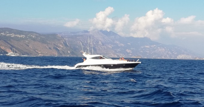 Hire Motorboat with or without skipper Gianetti Vico Equense
