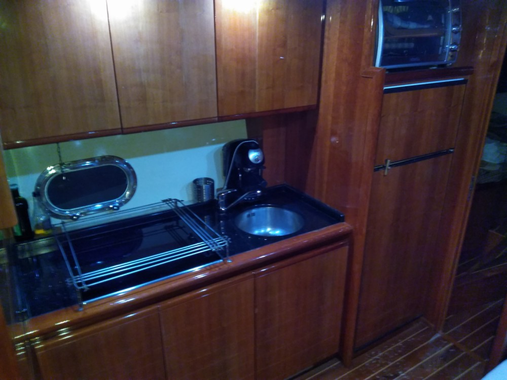 Yacht for rent Campania at the best price