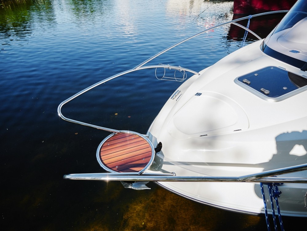 Hire Motor boat with or without skipper Escapade Giżycko