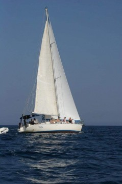 Atlantic 49 between personal and professional Zakynthos (Island)