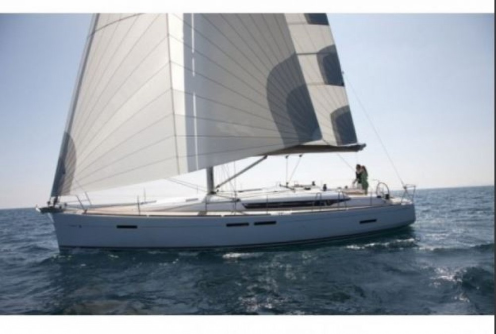Rent a Jeanneau Sun Odyssey 439 Herceg Novi
