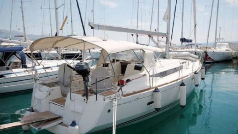 Hire Sailboat with or without skipper Jeanneau Herceg Novi
