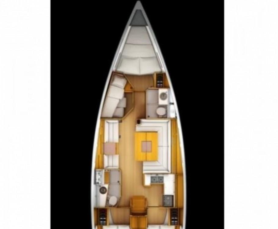 Rental Sailboat in Herceg Novi - Jeanneau Sun Odyssey 439