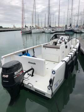 Boat rental Smarboat Smartboat 23 in La Rochelle on Samboat