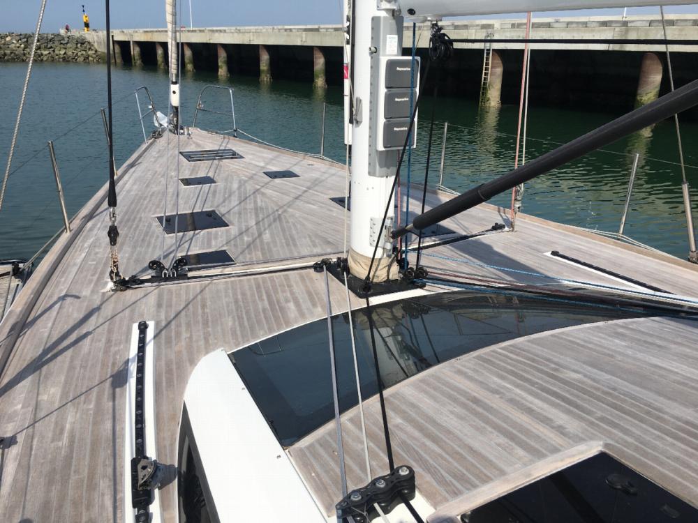 Boat rental Cnb Bordeaux 60 in La Rochelle on Samboat