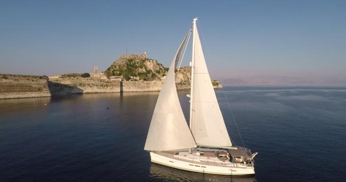 Boat rental Jeanneau Sun Odyssey 509 in Corfu on Samboat