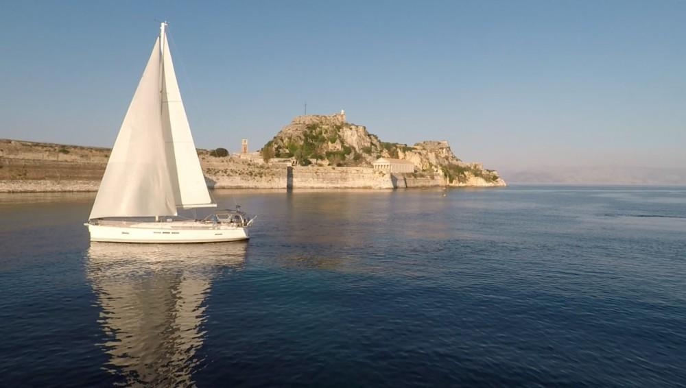 Rental Sailboat in Corfu - Jeanneau Sun Odyssey 509