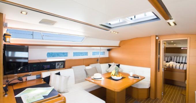 Boat rental Corfu cheap Sun Odyssey 509