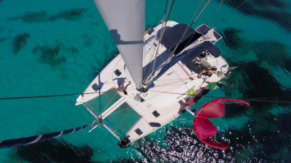 Rental yacht Marsala - Lagoon Lagoon 380 on SamBoat