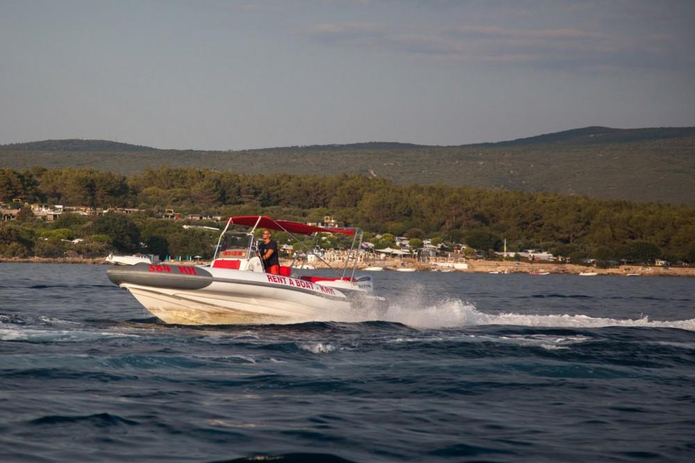 Rental yacht Croatia - Marlin Boat Dynamic 790 on SamBoat
