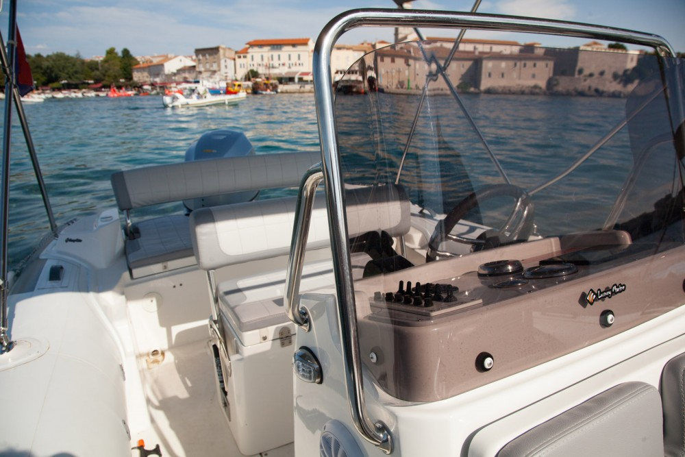 Marlin Boat Marlin Boat 6.30 Dynamic between personal and professional Krk