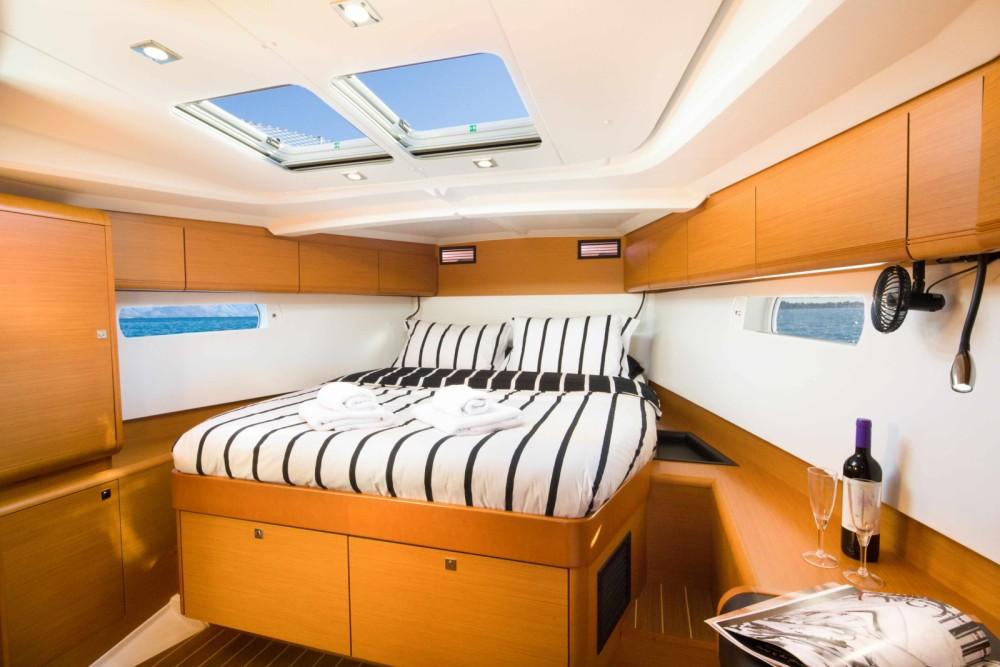 Rental yacht Corfu - Jeanneau Sun Odyssey 509 on SamBoat