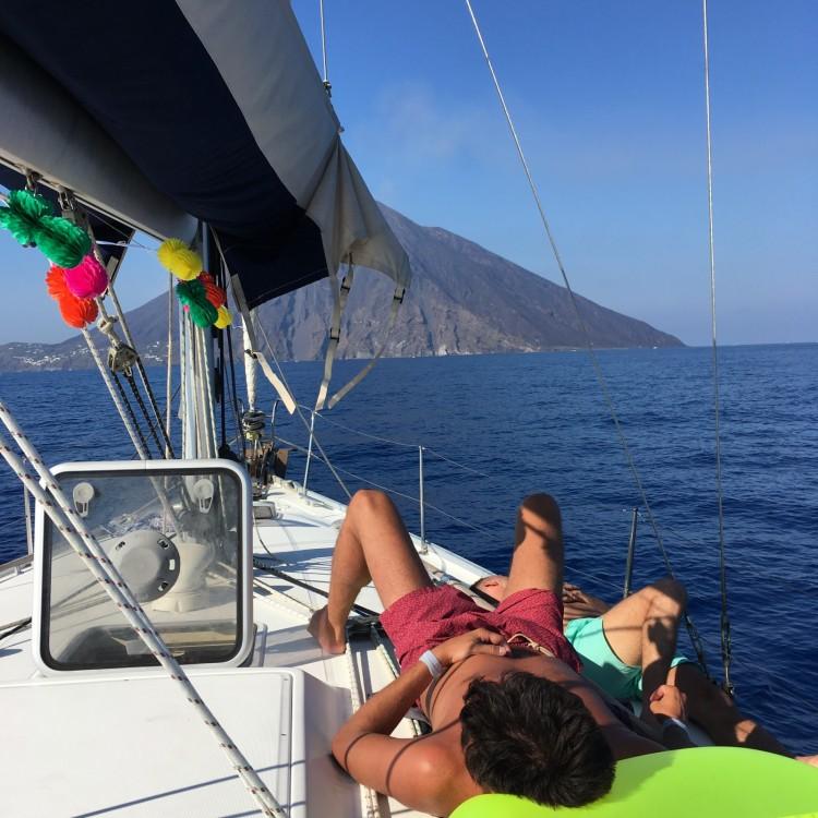 Boat rental Milazzo cheap Cyclades 39.3