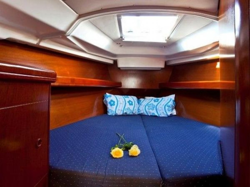 Boat rental Milazzo cheap Oceanis 411 Clipper