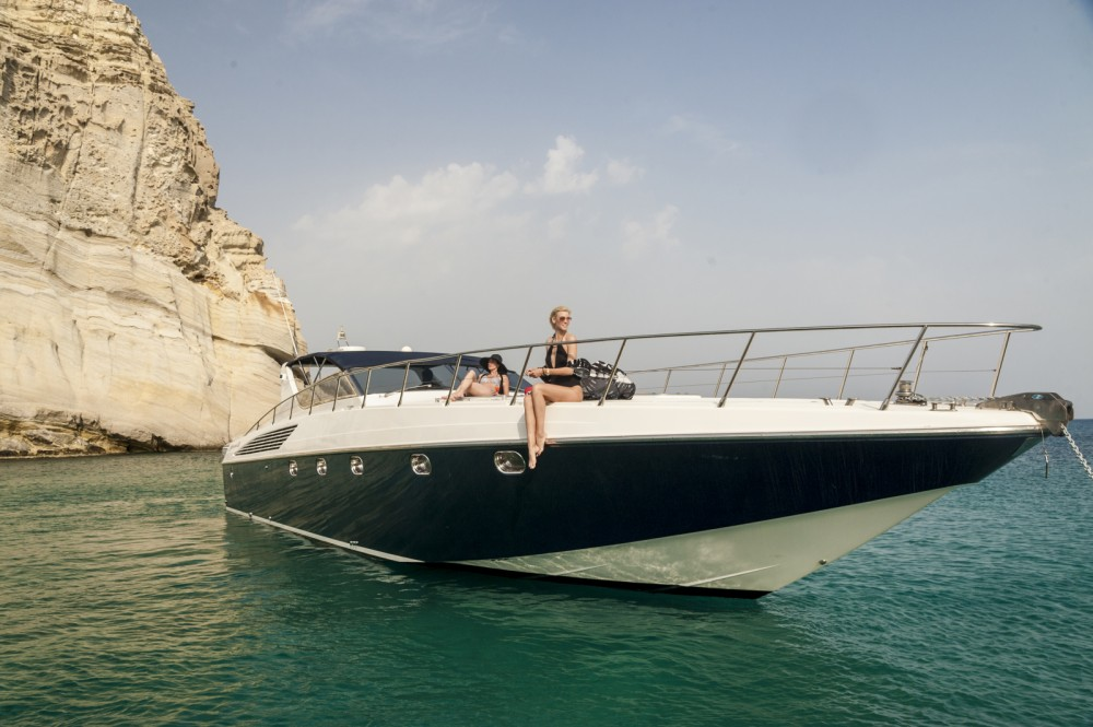Alfamarine 58 between personal and professional Chania