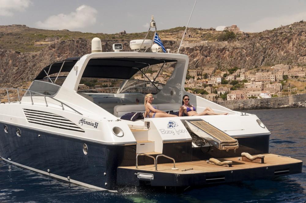 Boat rental Chania Municipality cheap 58