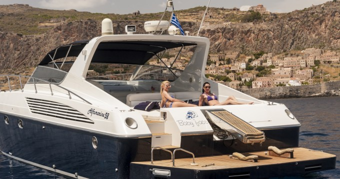 Hire Yacht with or without skipper Alfamarine Chania