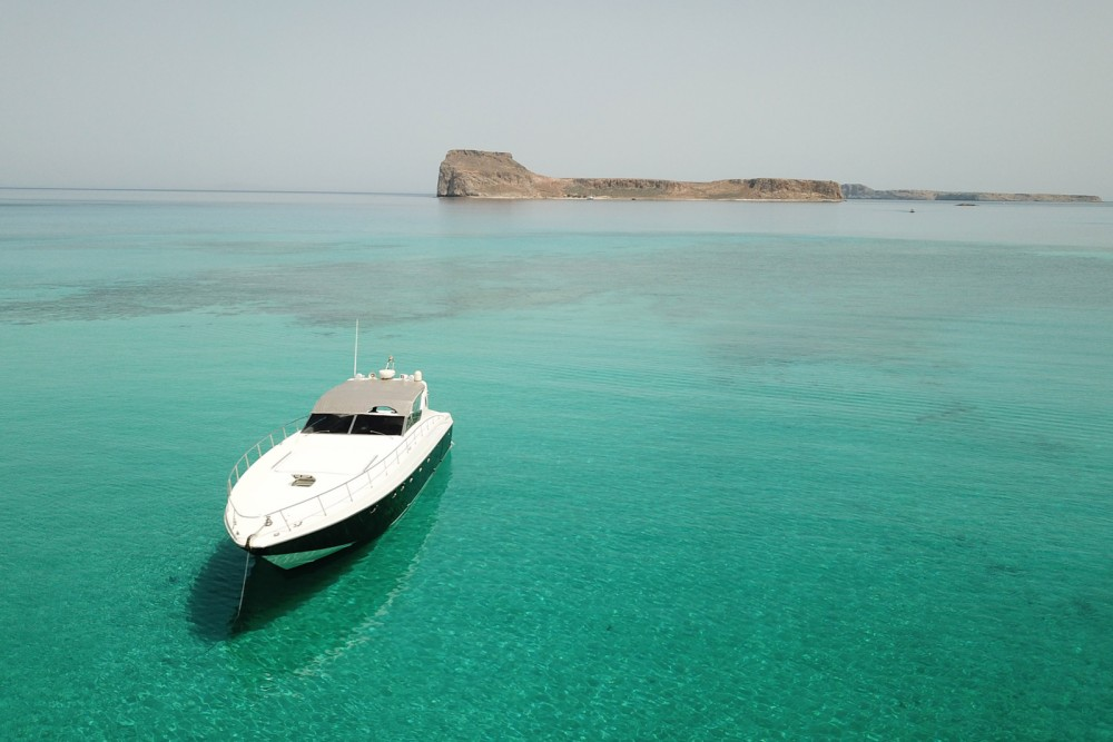 Rental Yacht in Chania Municipality - Alfamarine 58