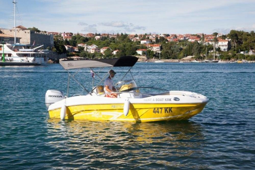 Boat rental Rancraft RS 5 in Krk on Samboat