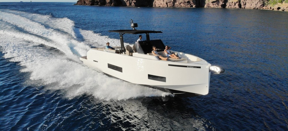Rental Motor boat De Antonio with a permit