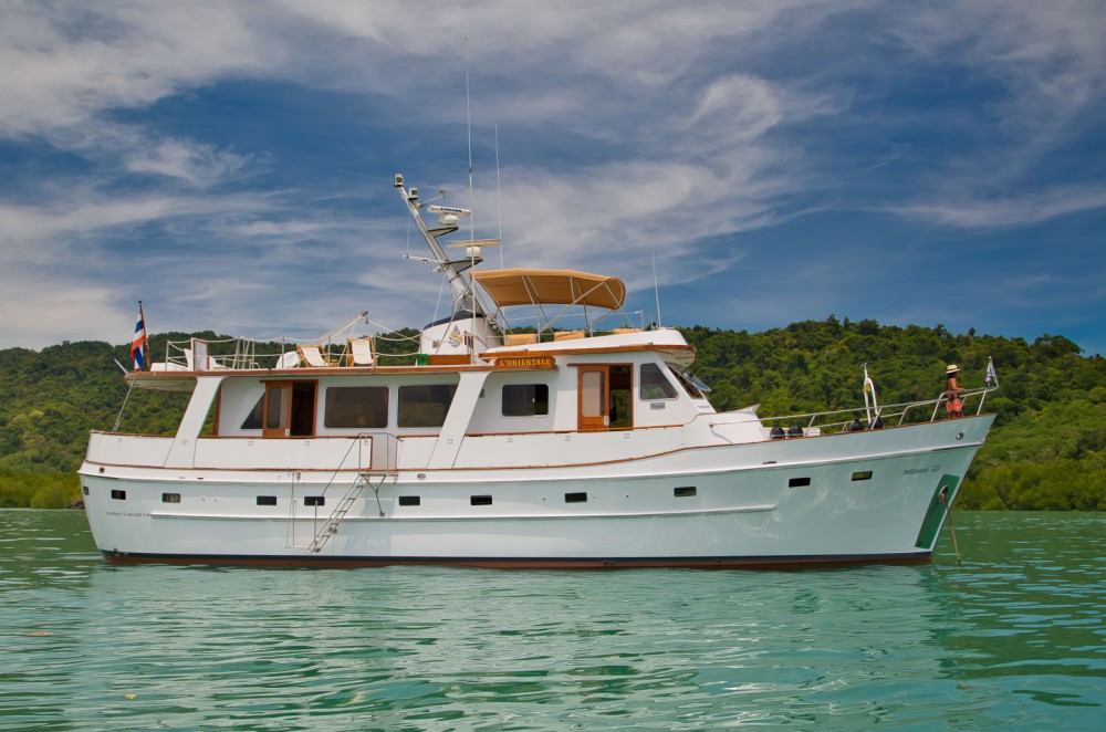 Rental yacht Kedah - CHEOY LEE 66' on SamBoat