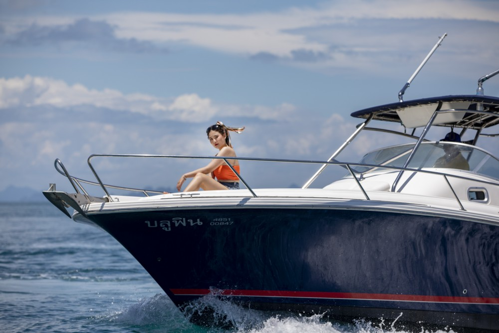 Hire Motor boat with or without skipper Jenneau Mueang Phuket