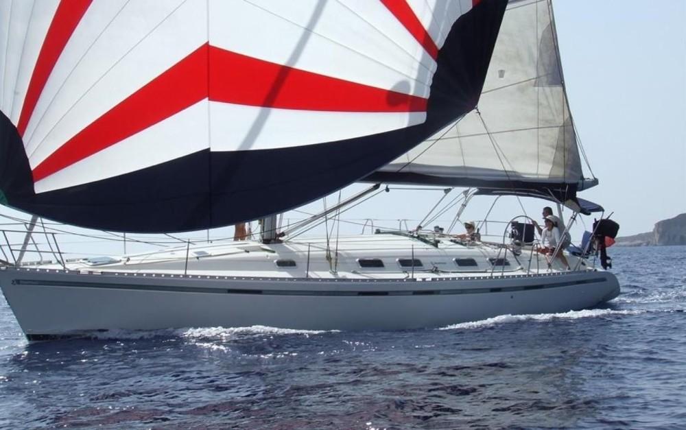 Rental Sailboat in La Maddalena - Bénéteau First 45 F5