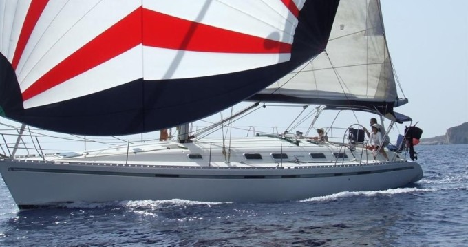 Sailboat for rent La Maddalena at the best price