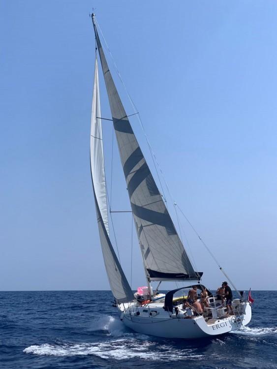 Rental Sailboat in Antibes - Dehler Dehler 44
