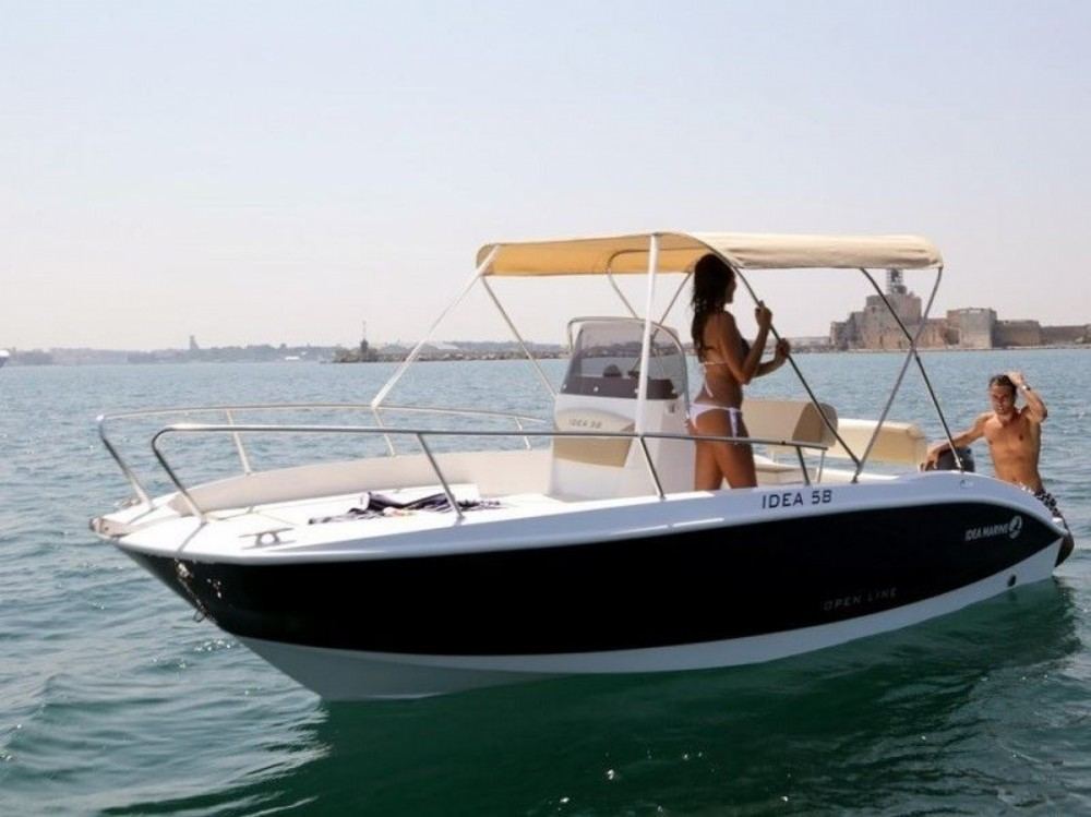 Boat rental Idea Marine Idea 58 in Le Lavandou on Samboat