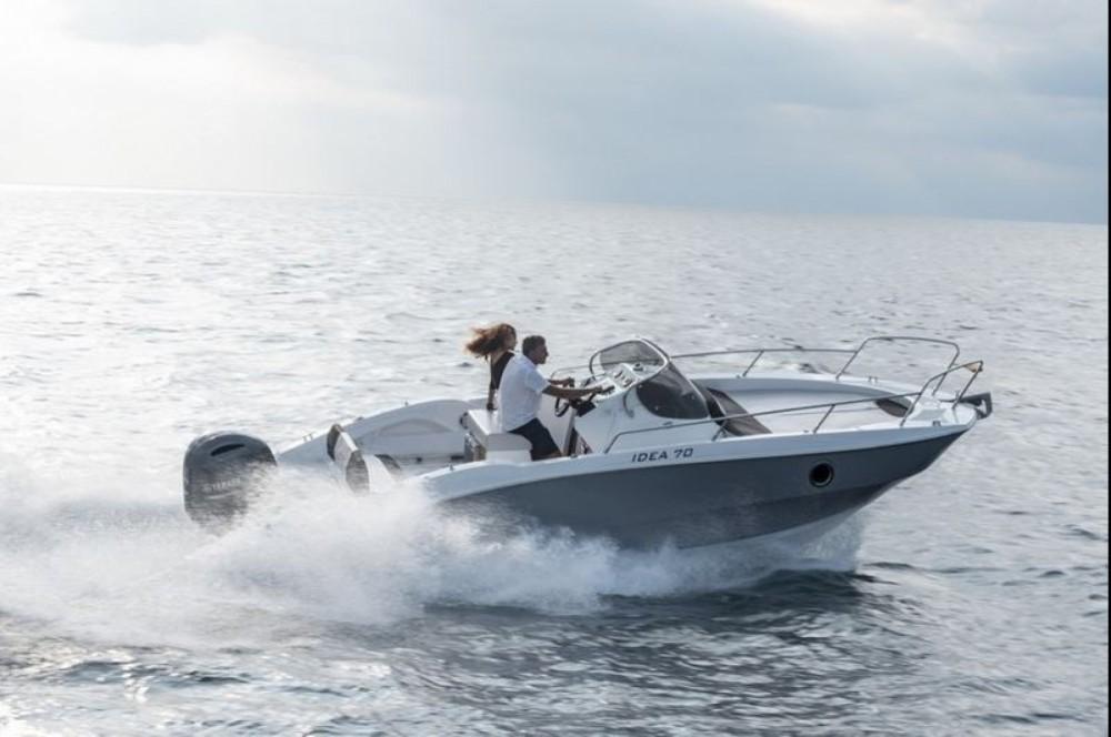 Rental Motor boat in Le Lavandou - Idea Marine Idea 70