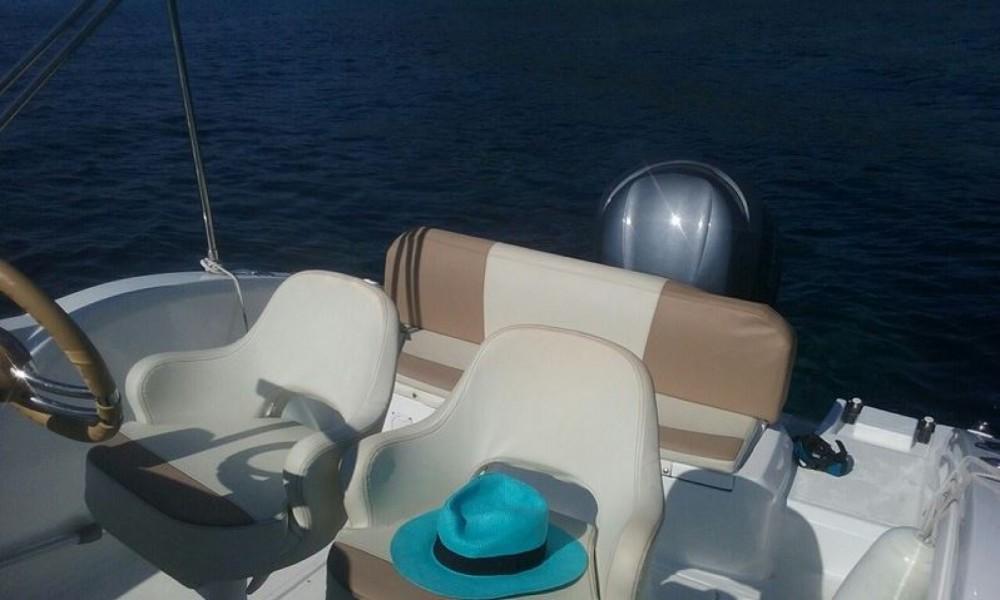 Boat rental Idea Marine Idea 70 in Le Lavandou on Samboat