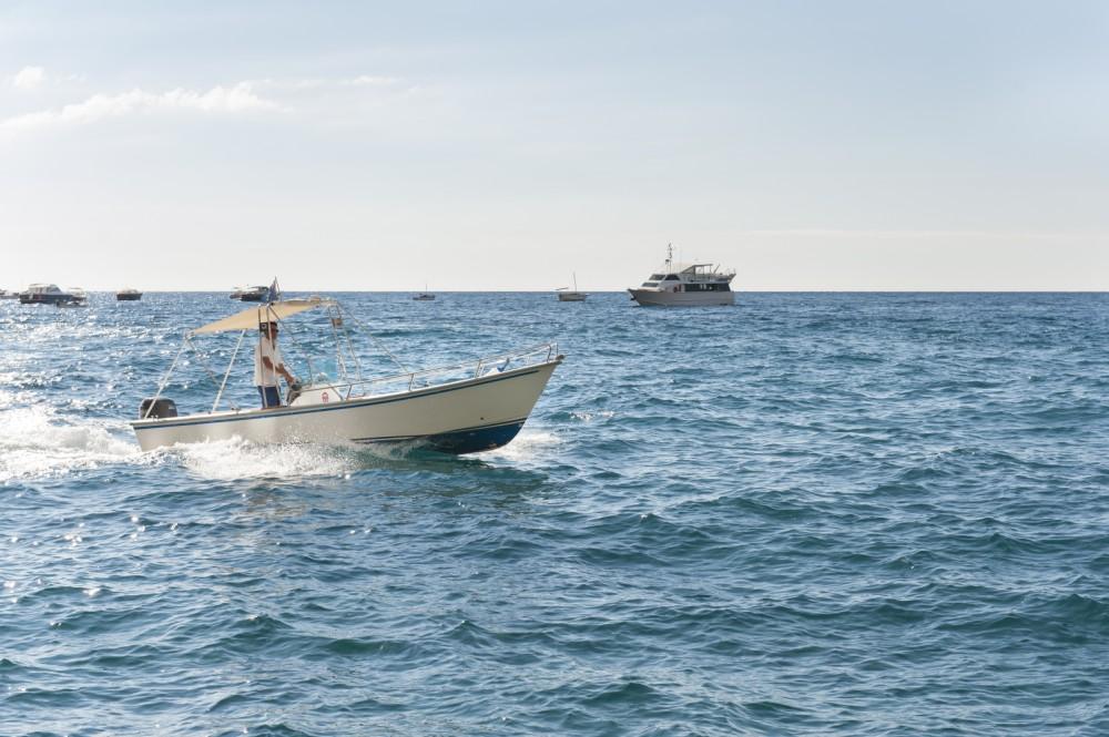 Boat rental Jolly lancia in Positano on Samboat