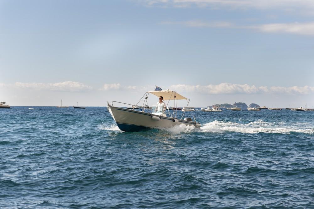 Rental yacht Positano - Jolly lancia on SamBoat