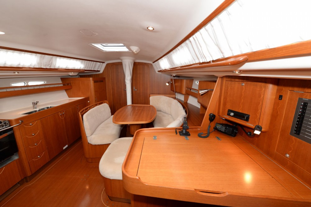 Sailboat for rent Pescara at the best price