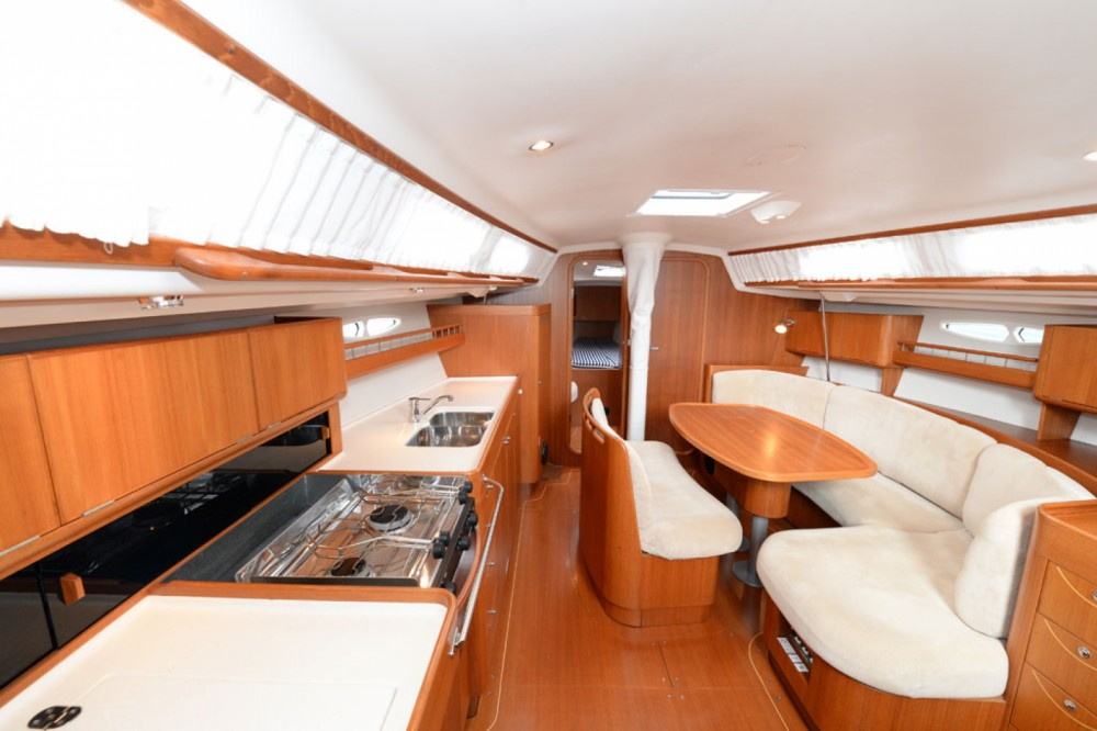 Rent a X-Yachts X-40 Pescara