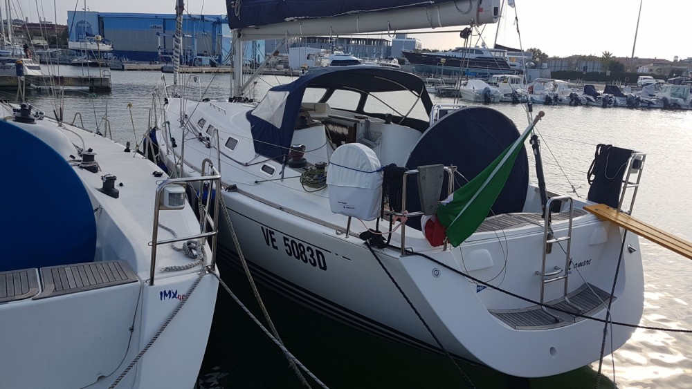 Hire Sailboat with or without skipper X-Yachts Pescara
