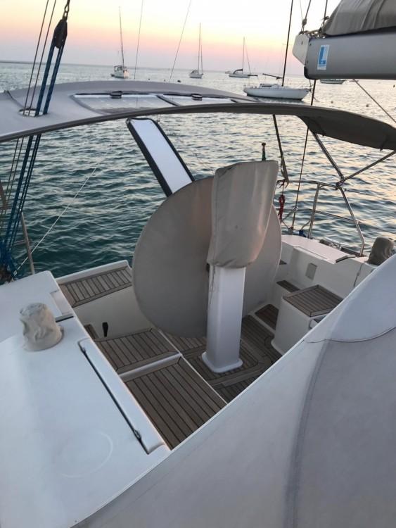 Rental Sailboat in Porto Cesareo - Hanse Hanse 400
