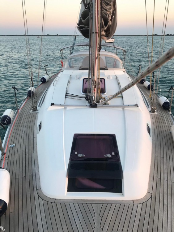 Sailboat for rent Porto Cesareo at the best price