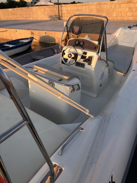 Hire RIB with or without skipper Nuova Jolly Grad Biograd na Moru