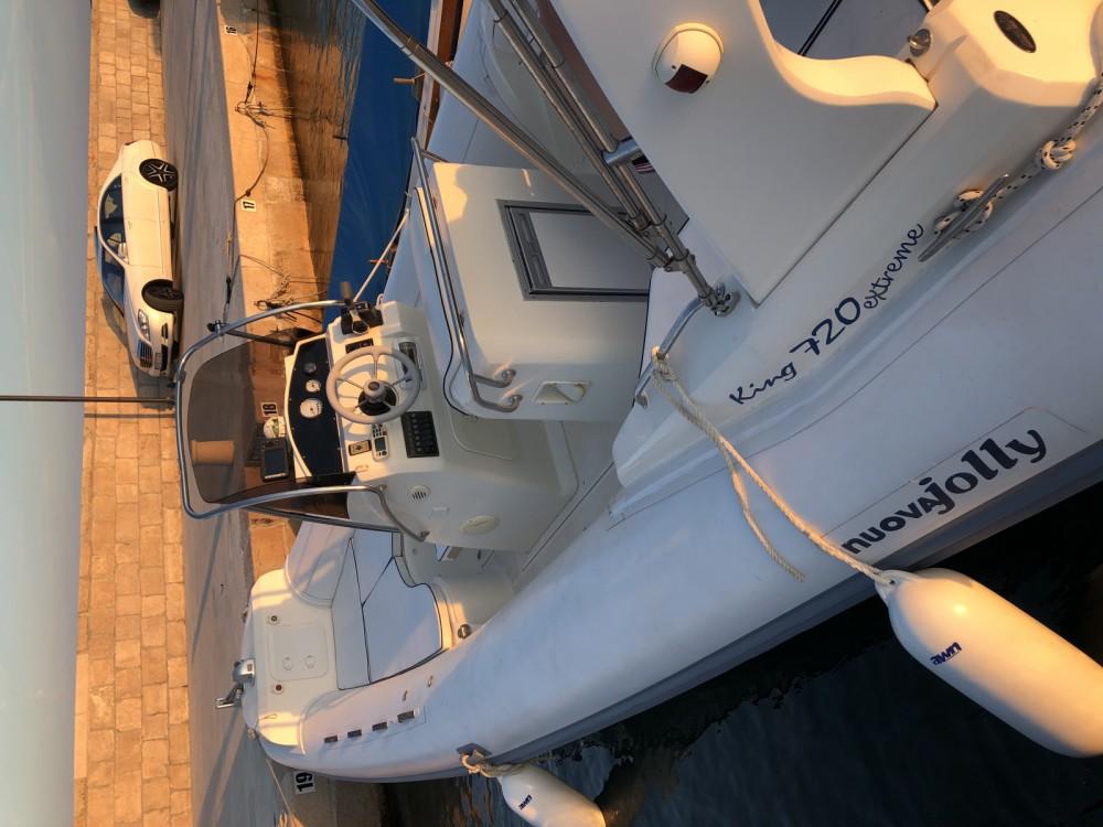 Rental yacht Grad Biograd na Moru - Nuova Jolly King 720 Extreme on SamBoat