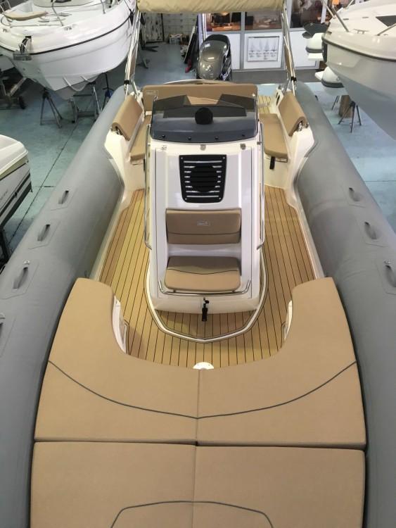 Boat rental Cogolin cheap GTO 28