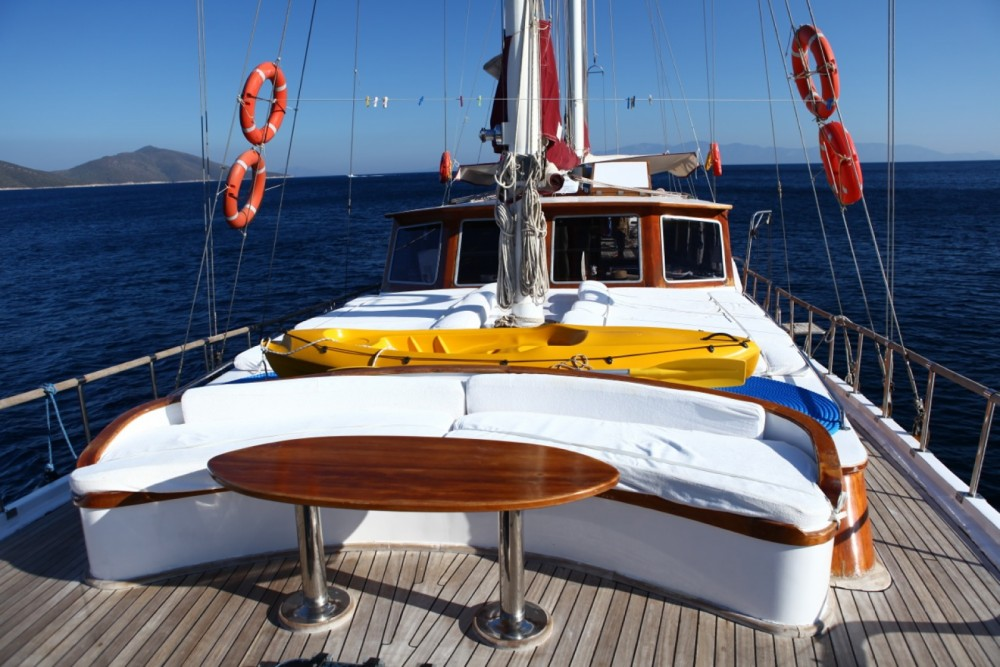 Rental Sailboat in Muğla - Custom Made - Bodrum Guleter Custom Made - Bodrum Gulet