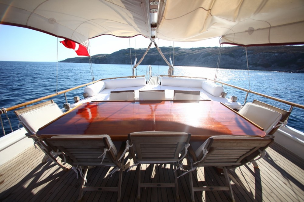 Boat rental Muğla cheap Custom Made - Bodrum Gulet